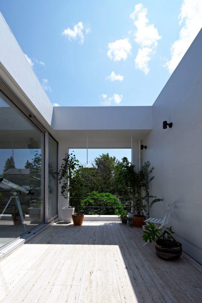 家づくり大賞 素材ディテール賞受賞 NDA house(PLANTER)